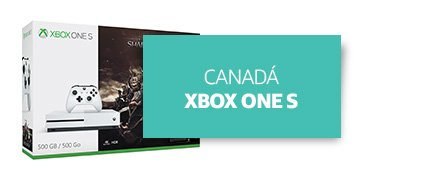 [Country] Canadá [Product] Xbox One S