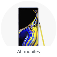 All Galaxy Mobiles