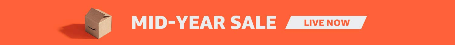 Mid-Year Sale Shop All Deals