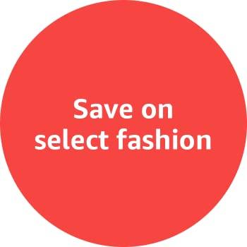 Save on select fashion