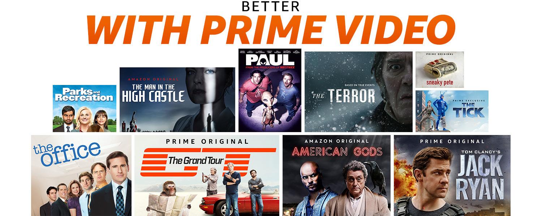 amazon prime video australia