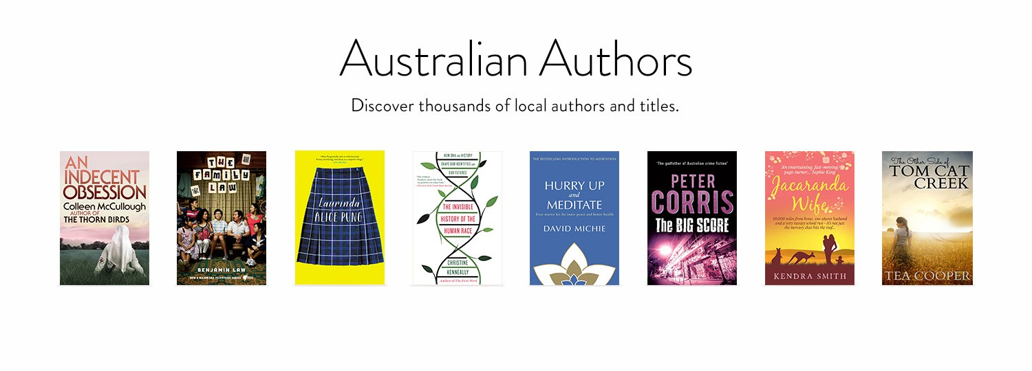 Kindle Unlimited - Australian Authors