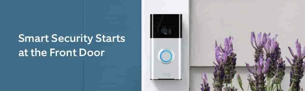 Smart  Security  Starts  at  the  Front  Door