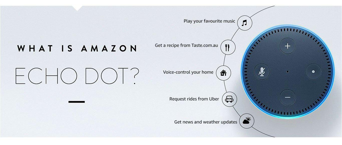 What is Amazon Echo Dot?