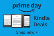 Prime Day deals on Kindle