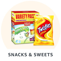 Snacks and sweets