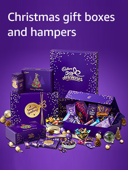 Christmas gift boxes and hampers