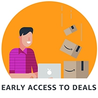 Early access to deals