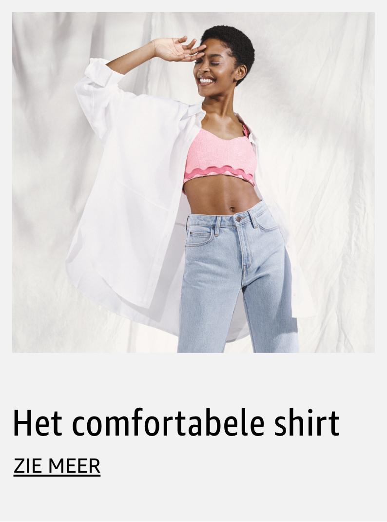 Het comfortabele shirt