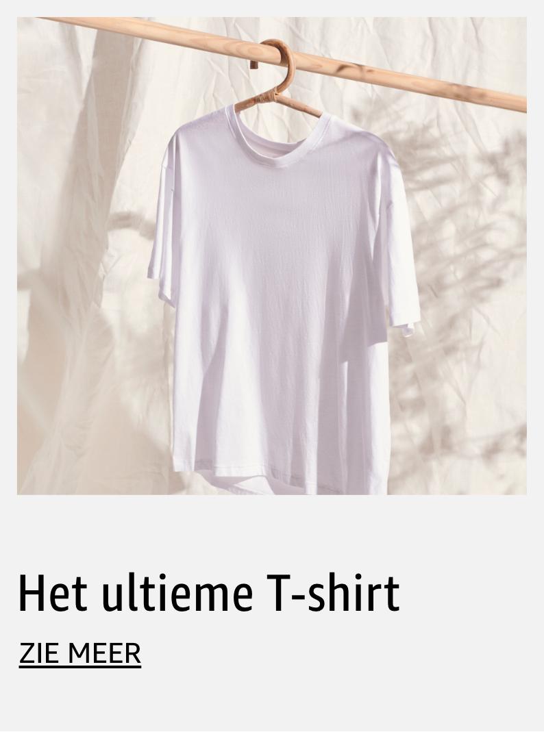 Het ultieme T-shirt