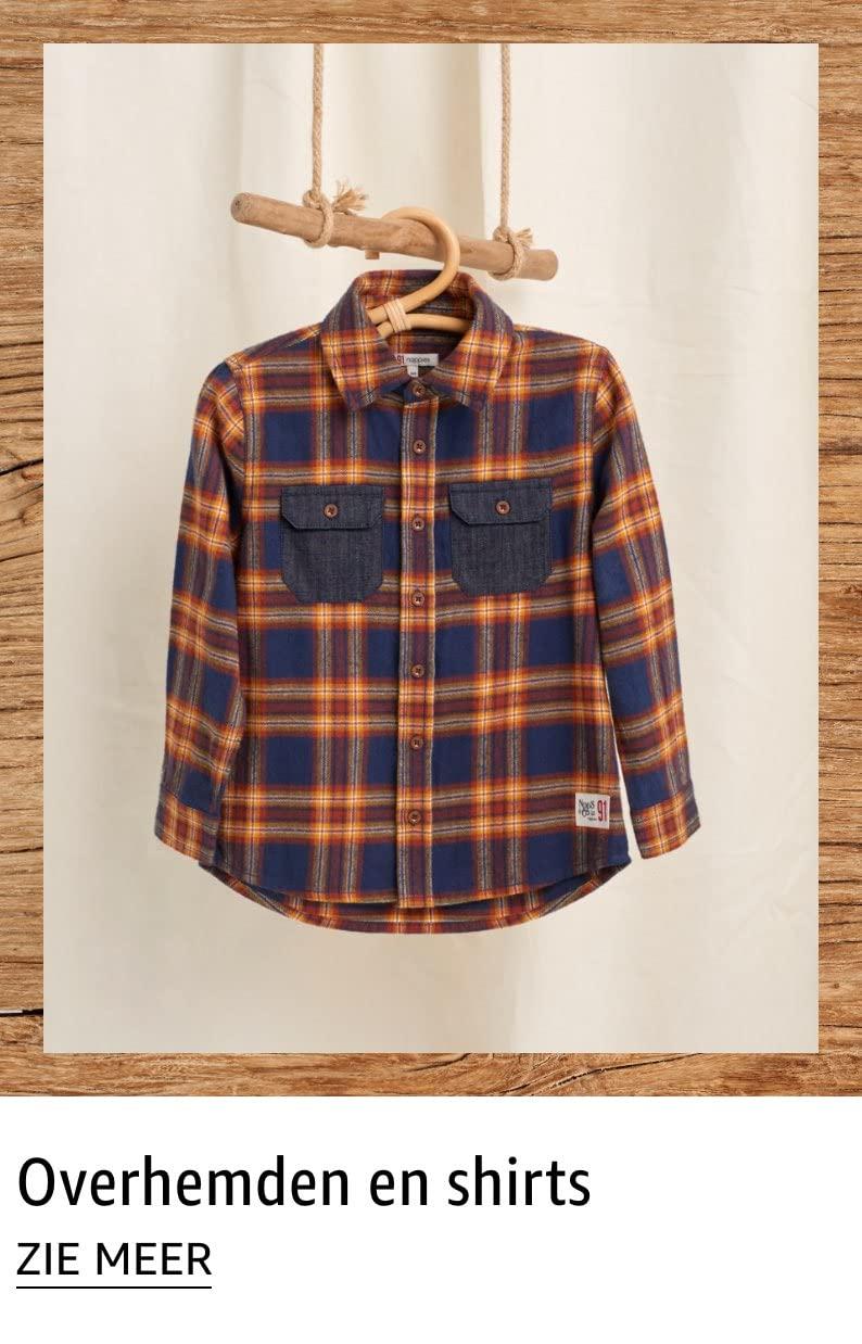 Overhemden en shirts