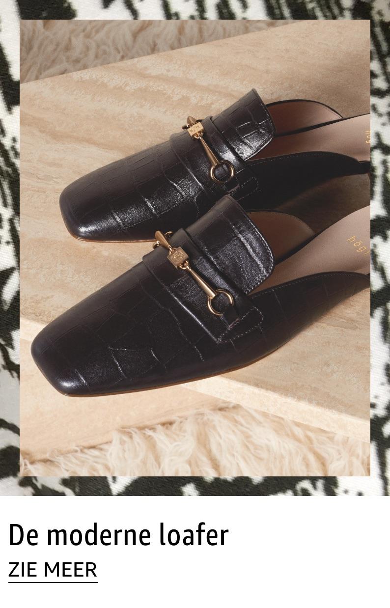 De moderne loafer