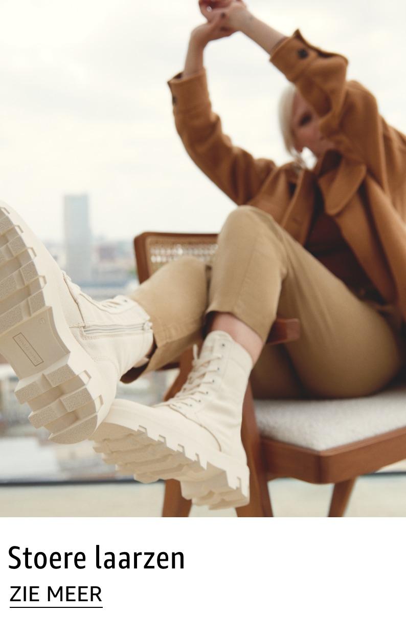 Stoere laarzen