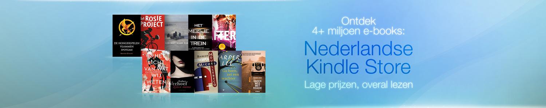 Nederlandse Kindle Store: Ontdek 4 miljoen goedkope ebooks en lees ze overal.