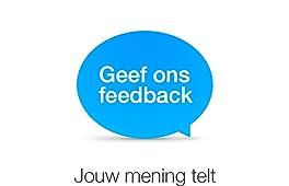 Geef ons feedback