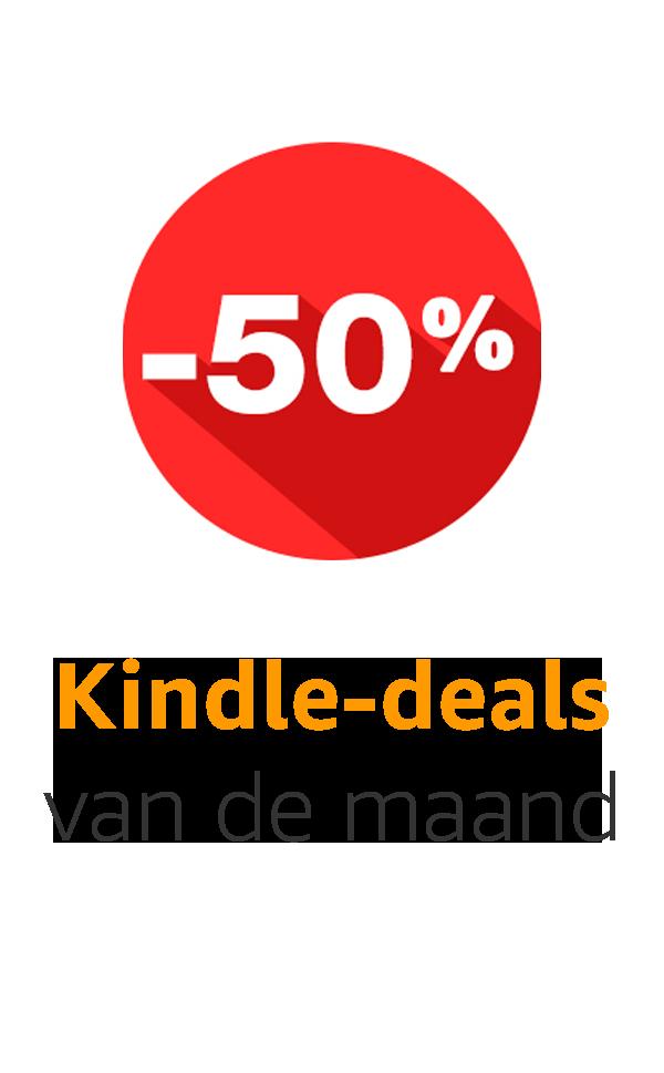 Kindle-deals van de maand