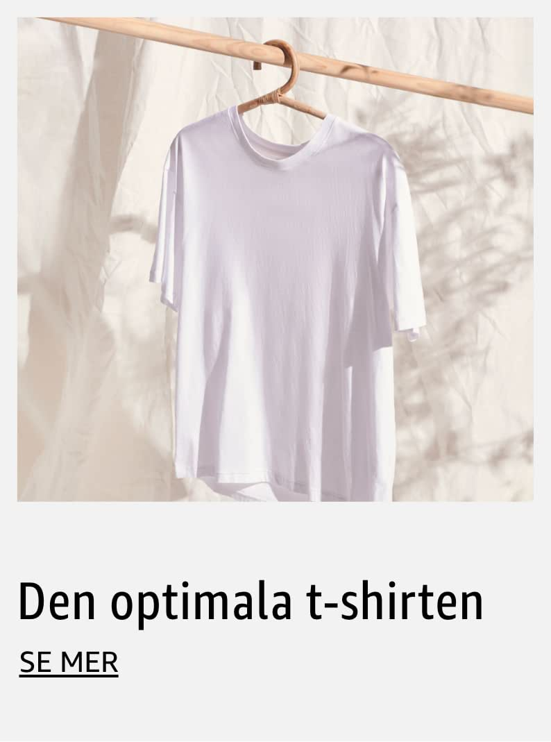 Den optimala t-shirten