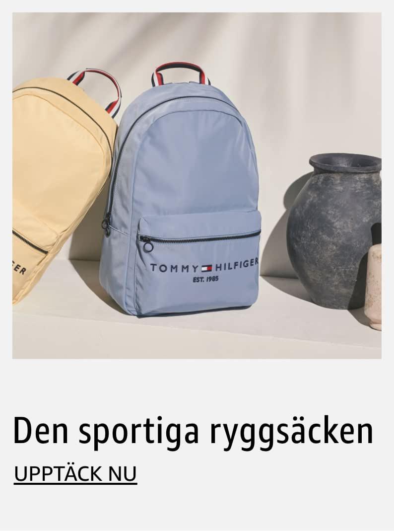 Den sportiga ryggsäcken