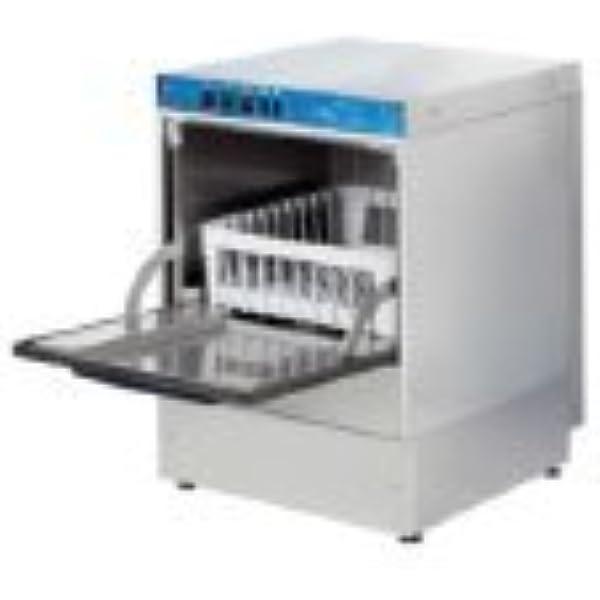Lavavasos industrial para bar y restaurante - MBH: Amazon.es: Hogar
