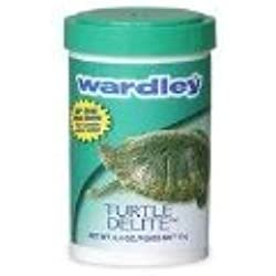Wardley Products Turtle Delite .4oz (6 Piece)