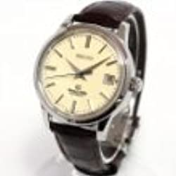 Grand Seiko Japanese Automatic with hand wind SBGR061 Mens Wrist Watch