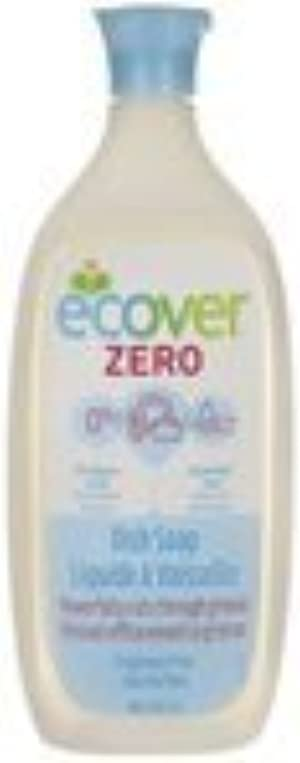 Ecover Pink Geranium Dishwashing Liquid Soap, 25 Fluid Ounce -- 6 per case. by Ecover