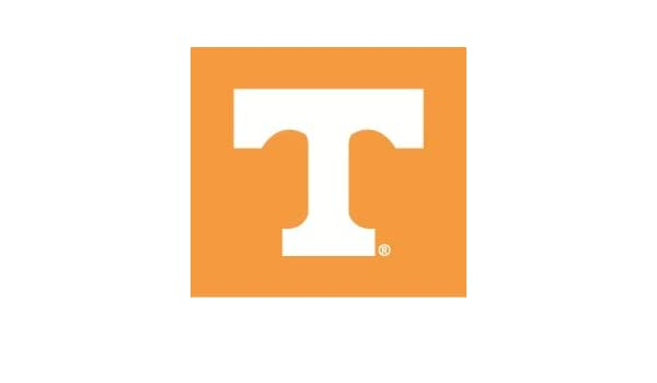 3 inch Lady Volunteers Power T Decal UT Vols University of Tennessee Logo TN Removable Wall Sticker Art NCAA Home Room Decor 3 1//2 by 2 inches