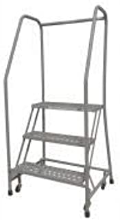 product image for Cotterman 1003R1820A3E10B3SSP3 - Rolling Ladder 60in.H x 20in.W Serrated
