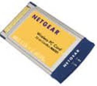 Netgear MA521 802.11b Wireless PC Card (B000093IRS) | Amazon price tracker / tracking, Amazon price history charts, Amazon price watches, Amazon price drop alerts