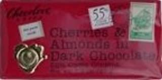 product image for Cherries and Almonds in Dark Chocolate 1.30 Ounces (12 Bars) by Chocolove