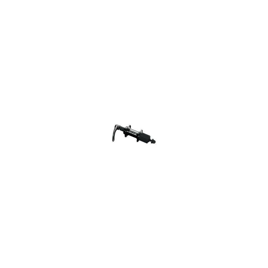 Shimano DEORE LX rear wheel hub FH T670 black 32
