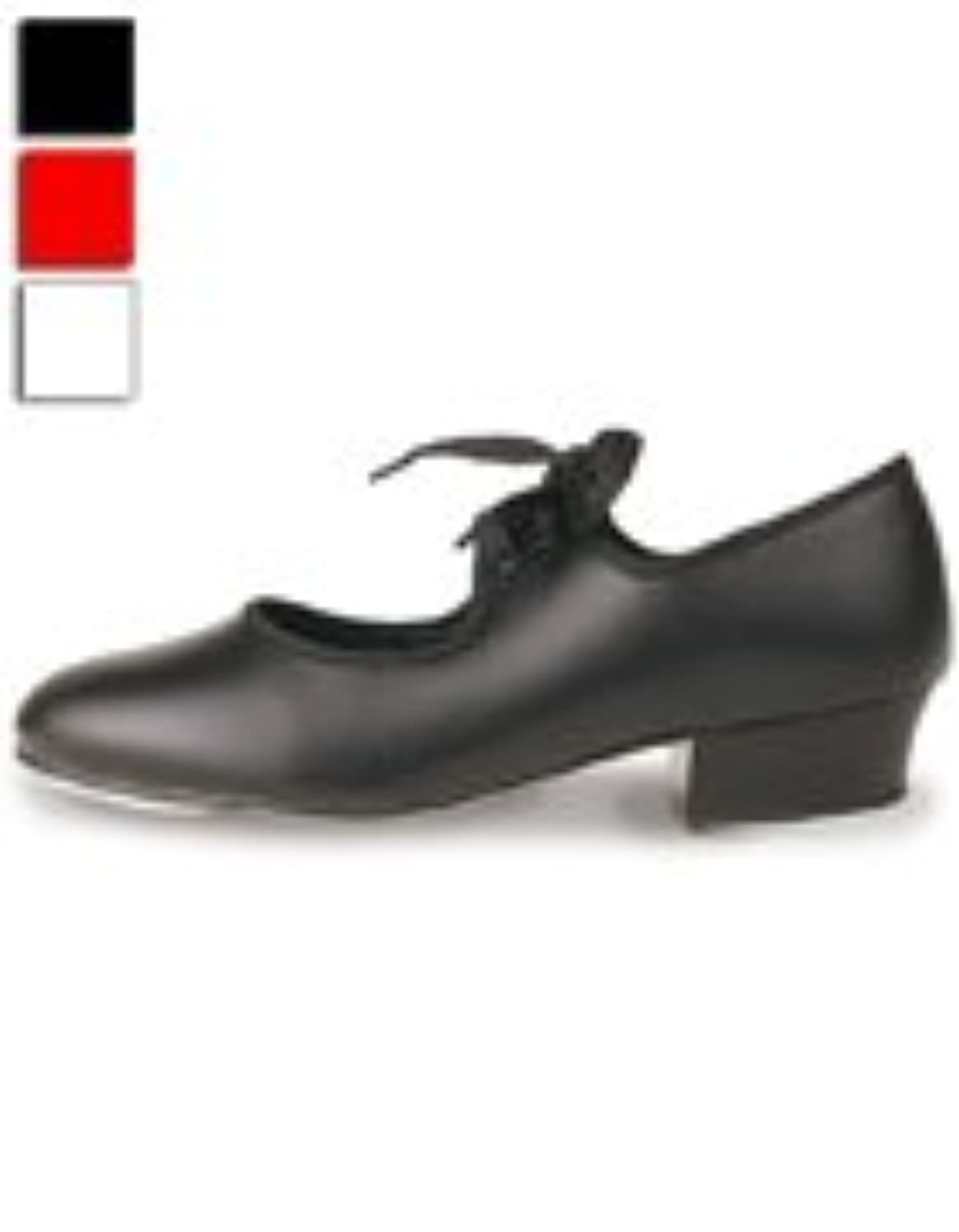 Roch Valley 'LHP' Tap Shoes Black 1 UK / 33 EU