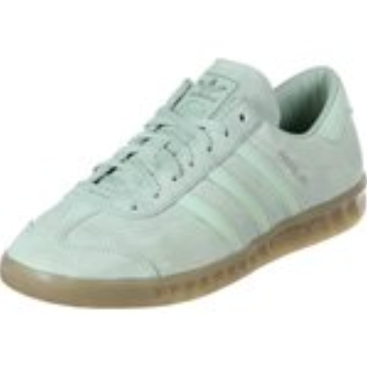 Adidas Hamburg Schuhe core black-blush blue-vintage white - 38 2/3