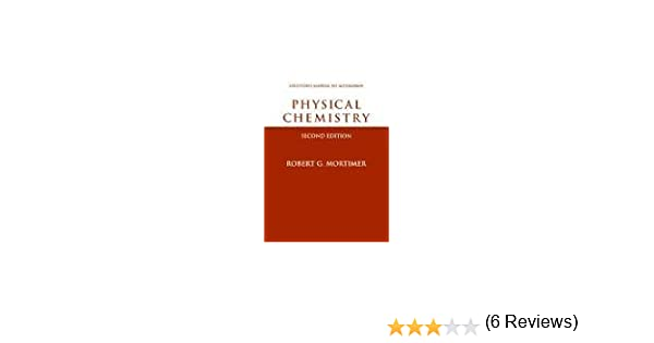 Physical chemistry student solutions manual second edition physical chemistry student solutions manual second edition robert g mortimer 9780125083461 amazon books fandeluxe Images
