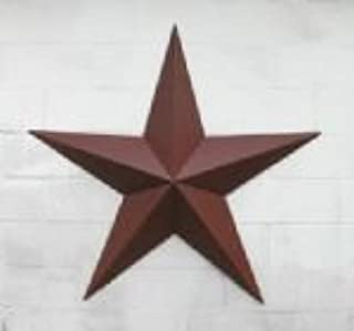 product image for DutchCrafters 16'' Medium Barn Star (Rust)
