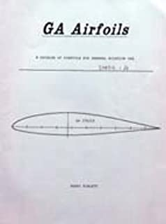 GA airfoils: A catalog of airfoils for general aviation use: Harry C