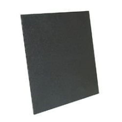 Discount BLACK ABS PLASTIC SHEET CAR INTERIOR AUDIO RADIO GAUGE CUSTOMIZE 12x12x1/8 hot sale