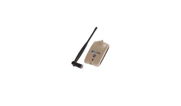 Wifly-City IDU-2850UG 10G Wireless USB Adapter Antenna ...