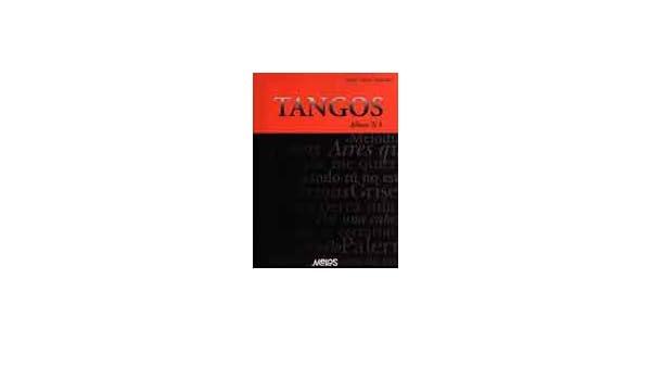Tangos - Album No.2 Piano-voz-guitarra: Mariano Mores y otros Enrique Santos Discepolo: 9789871126095: Amazon.com: Books