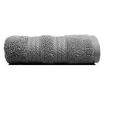 100% Cotton Luxury Bath Towel - 30  x 58  - Grey