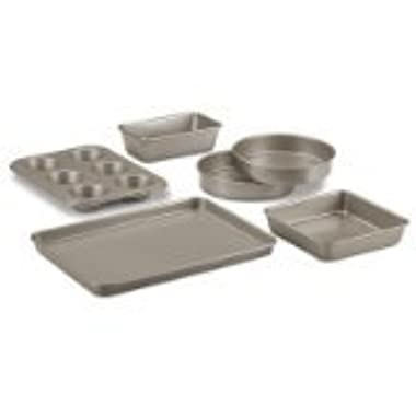 Cuisinart 6-Piece Classic Bakeware Set, Champagne