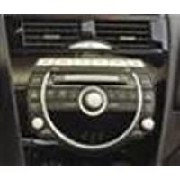 Genuine Mazda Accessories (FF64-79-EGX) 6-Disc In-Dash CD Changer