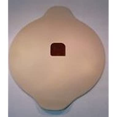 The Pampered Chef Medium Round Stone with Built in Handles on the Sides