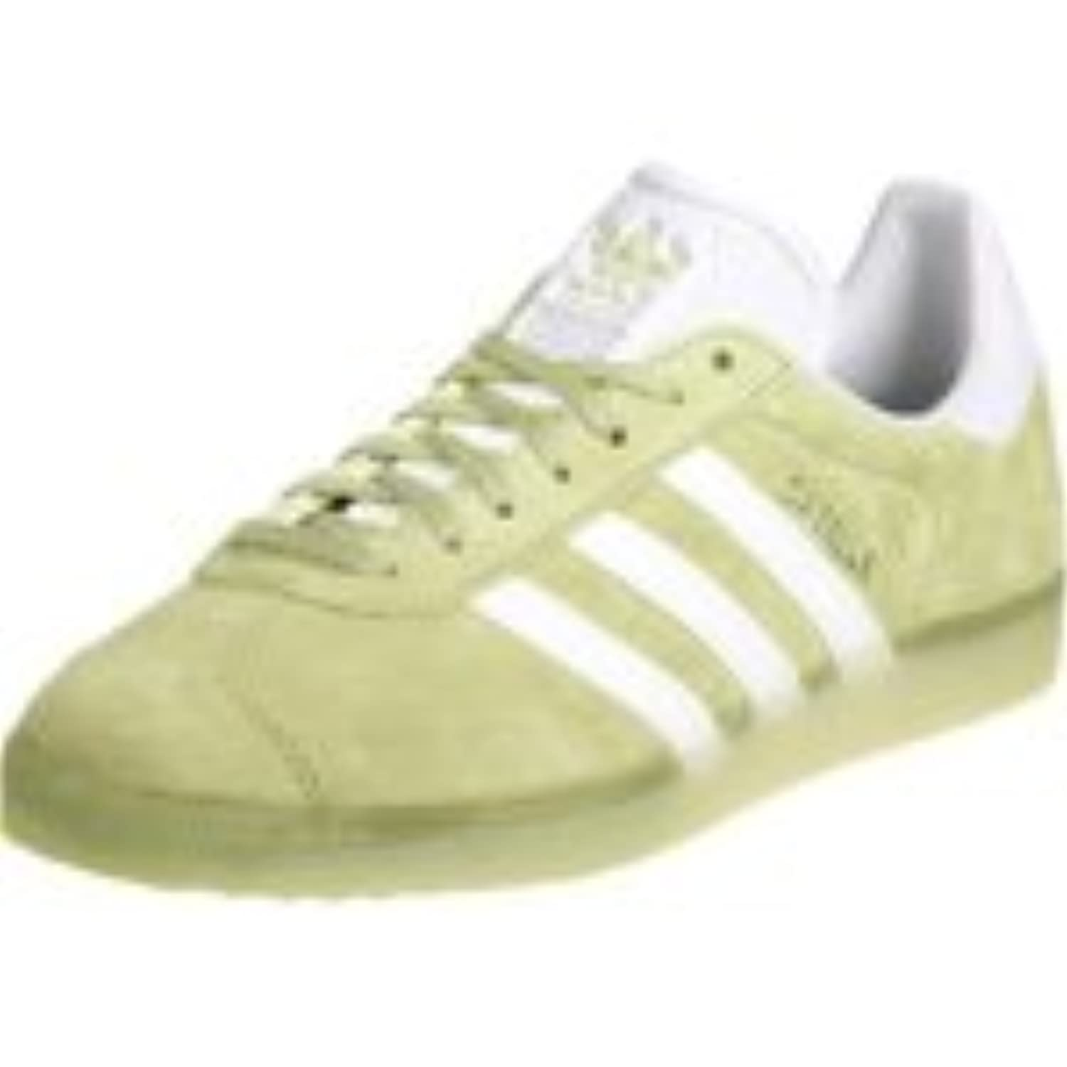 adidas Gazelle Womens Trainers Red White - 3.5 UK