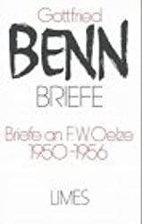 Briefe an F. W. Oelze: 1950-1956 (His Briefe ; Bd. 2, T. 2)