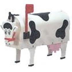 #1006 Original Cow Novelty Mailbox