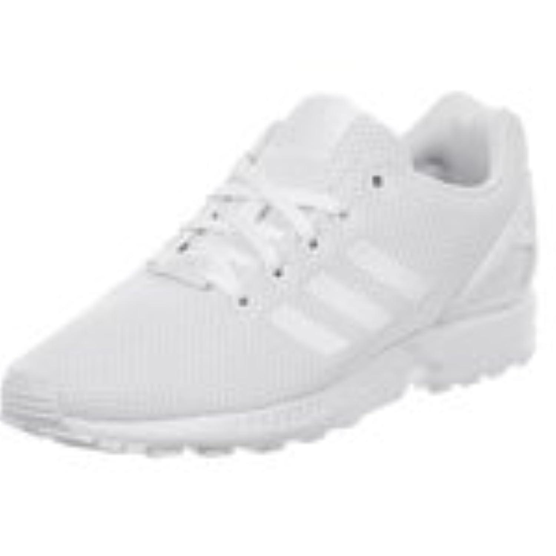 Adidas Zx Flux, Unisex Kids Low-Top Sneakers, White (Running White Ftw/Running White/Running White), 3 Child UK (35 1/2 EU)