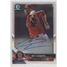 Mike Shawaryn (Baseball Card) 2018 Bowman - Chrome Prospect Autographs #CPA-MS
