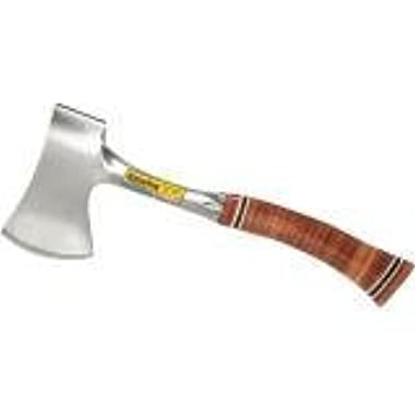 Estwing E24A 12-inch Forged All-Steel Sportsman's Axe with Genuine Leather Grip