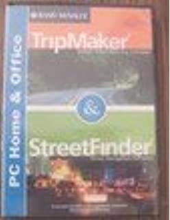 Rand Mcnally Tripmaker >> Amazon Com Rand Mcnally Tripmaker Jewel Case